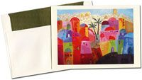 Indelible Ink Jewish New Year Cards - View From The Wall