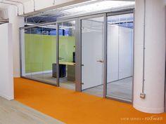 NxtWall View Series Glass Walls   Infinium Interiors