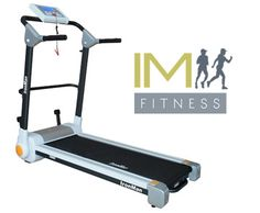 Refurb U1456 IM Fitness Space Saver Folding Treadmill