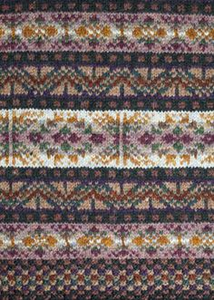 Fair Isle on Pinterest Fair Isles, Fair Isle Sweaters and Fair Isle Knitting