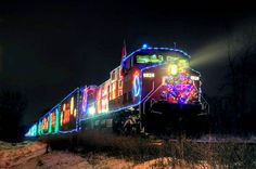 OUR HOLIDAY TRAIN IN WISCONISIN