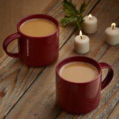 Starbucks® Stacking Mug - Mulberry, 14 fl oz. $8.95 at StarbucksStore.com  -  cup, mug, want.      lj