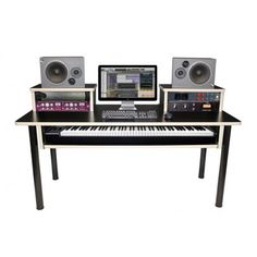 AZ-Keyboard Studio Desk
