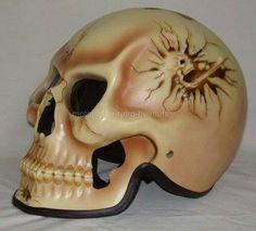 Motorcycle Helmet!