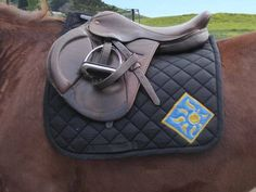 The Daylight Collection Dressage Saddlepad DD-71 by LaughingMare