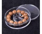 Custom acrylic bracelet packaging box with lid JD-070