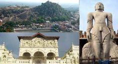Sravanabelagola -Where Gomateshwar Stands Tall, #Karanatak.