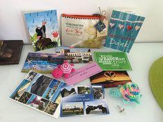Da ist man mal ne Woche weg und findet bei seiner Rückkehr sooo tolle Leserinnenpost vor <3 Dankeeee <3 <3 <3 Liebe Iris : Die Tasche und die gehäkelte Schildkröte sind der absolute Oberhammer!!! =D ; Silvia: Vielen Dank auch an dich für die süße Häkelschildkröte! <3 ; Phinchens: Ich liebe den Anhänger! <3 ; @Rebecca Iris Katja  Nina Silvia  Iris : Vielen vielen Dank für Eure lieben Worte und Eure Mühe <3 =D <3 Ich bin total gerührt <3 =D