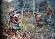 Dien Bien Phu, quelques photos dans la mémoire - Partie 3 unités de soulagement et premières opérations autour de la base