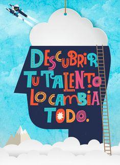 Descubrir tu talento lo cambia todo. CONVOCATÒRIA 2015/16 http://www.concursoescolaronce.es/secundaria.html