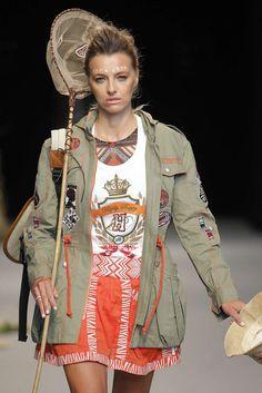 Highly Preppy, Printemps/Eté 2017, Madrid, Womenswear