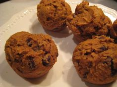Simple, Healthy Pumpkin Muffins Recipe \\