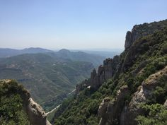 Montserrat Spain [OC] [3264  2448]