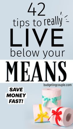 Ways To Save Money, Money Tips, Money Saving Tips, Frugal Living Tips, Frugal Tips, Budgeting Finances, Budgeting Tips, Living Below Your Means, Budget Envelopes