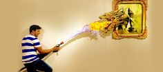 India's first 3D museum, Click Art, in Chennai