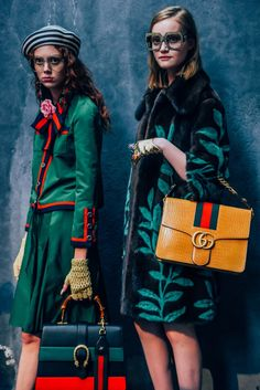 За гранью: невероятно яркая весенняя коллекция Gucci
