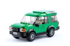 LandRover#4 | Gefunden im Netz und nachgebaut. Land Rover Di… | Flickr