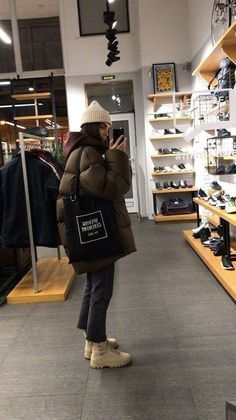 Winter Fashion Outfits, Fall Winter Outfits, Look Fashion, Autumn Winter Fashion, Womens Fashion, Bild Outfits, Mode Outfits, Trendy Outfits, Winter Fits