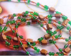 Halskette Back2Nature von FKBMarts auf Etsy