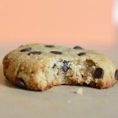 Cookies vanille chocolat Megalow FoodCookies moelleux vanille & chocolat – ultra-sains, IG bas et sans oeufs !
