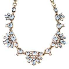 No matter the season, this Urban Gem statement necklace makes any outfit pop.