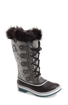 ALL BLACK............SOREL 'Tofino' Boot available at #Nordstrom