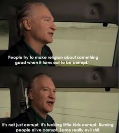 DOCUMENTAL RELIGULOUS, con Bill Maher.