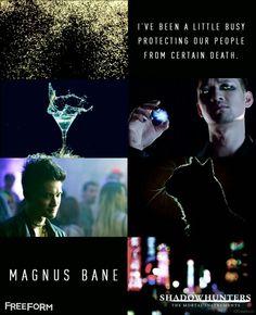 Magnus official poster