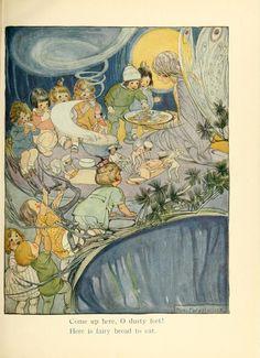 Ruth Mary Hallock - A Child's Garden Verses by Robert Louis Stevenson