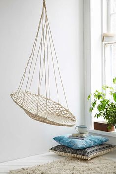 Cuzco hanging chair from Urban Outfitters   Remodesta