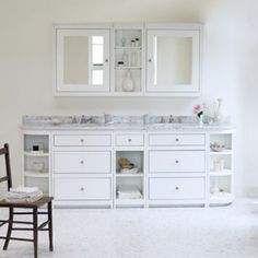 Bathroom Furniture - Furniture - Shop by type - Bathrooms | Fired Earth