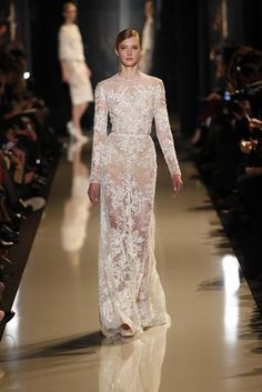 Elie Saab Couture Spring 2013 - there are some phenomenal pieces in this collection.