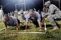 Ten Commandments to Prepare for Military Training. just for exercise only