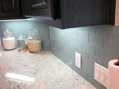 Glass Tile Backsplashes by SubwayTileOutlet - modern - kitchen - other metro - Subway Tile Outlet