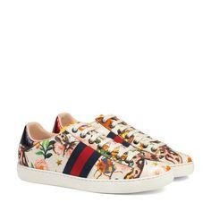Gucci Garden exclusive Ace sneaker