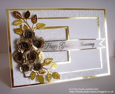 The Ducks Doodahs                                                     (Tales from a happy crafter): More Gold. . . . . . . . . .