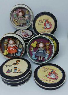 Tumima Dolls de Marisa Madejón.