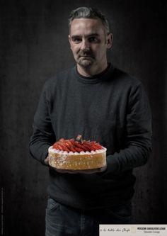 Portrait Sébastien Lesage Pâtissier  http://www.lagenceemulsion.fr/