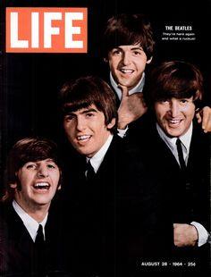 Portada a Life d'Agost del 1964