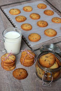 Blog Cuisine & DIY Bordeaux - Bonjour Darling - Anne-Laure: Délicieux Cookies Chocolat-Noisette