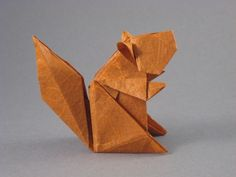 Origami Squirrels and the books showing you how to make them. Learn more on Gilad's Origami Page. Gallery page 4 of Mantis Religiosa, Origami Step By Step, Book Show, Origami Paper, Card Stock, Texture, Squirrels, Wood, Images