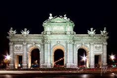 Madrid - Puerta de Alcalà