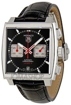 Tag Heuer Steve McQueen Edition Monaco Mens Watch. List price: $5900