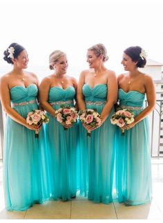Custom Made Light Plus Size Bridesmaid Dress Sweetheart Neck Turquoise Bridesmaid Dresses Beaded Plus Size Bridesmaid Dresses Bridesmaid Dresses aqua bridesmaid dresses Tiffany Blue Bridesmaid Dresses, Beach Wedding Bridesmaid Dresses, Bridesmaid Dresses Plus Size, Hawaii Wedding, Turquoise Wedding Dresses, Tiffany Blue Weddings, Bridesmaid Outfit, Wedding Gowns, Wedding Venues