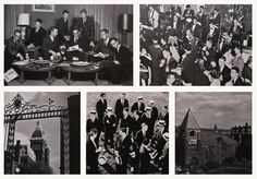 During the 1961-62 academic year, there were 794 students enrolled at W&J. The average cost of books and supplies for one year was about $60, and the average cost to attend W&J was approximately $2,100!