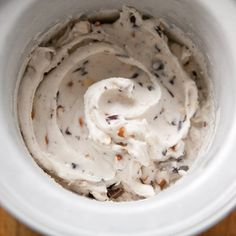 Recipe: Vegan Coconut Almond Chocolate Chip Ice Cream — Recipes from The Kitchn   The Kitchn