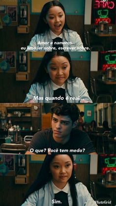 New memes de amor 2018 47 Ideas Lara Jean, Boyfriend Memes, Boyfriend Goals, Series Movies, Movies And Tv Shows, Love Is Scary, Jean Peters, Memes In Real Life, Memes Funny Faces