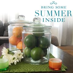 See our tips for how the fun and festive colors of our California-inspired Sutter Home Sangria can inspire some summer style for your home.