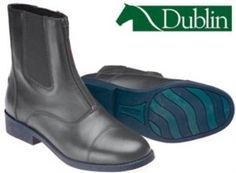 DUBLIN ADVANCE ZIP FRONT PADDOCK BOOTS BLACK LADIES 9.5 by Dublin. $76.49. DUBLIN ADVANCE ZIP FRONT PADDOCK BOOTS BLACK LADIES 9.5. Save 10% Off!