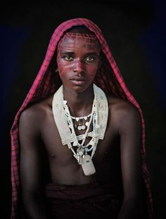Maasai Tribe -Tanzania   From the series: Before they pass away by Jimmy Nelson